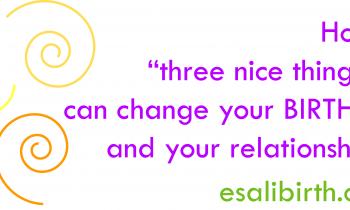 Three Nice Things